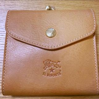 IL BISONTE - イルビゾンテ 二つ折り財布 革財布