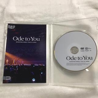 SEVENTEEN - SEVENTEEN  ODE TO YOU DVDディスクのみ 通常盤 DVD