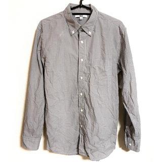 UNIQLO - UNIQLO ギンガムチェックシャツ