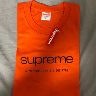 Supreme - Supreme 20SS  SHOP TEE シュプリーム  ショップ Tシャツ