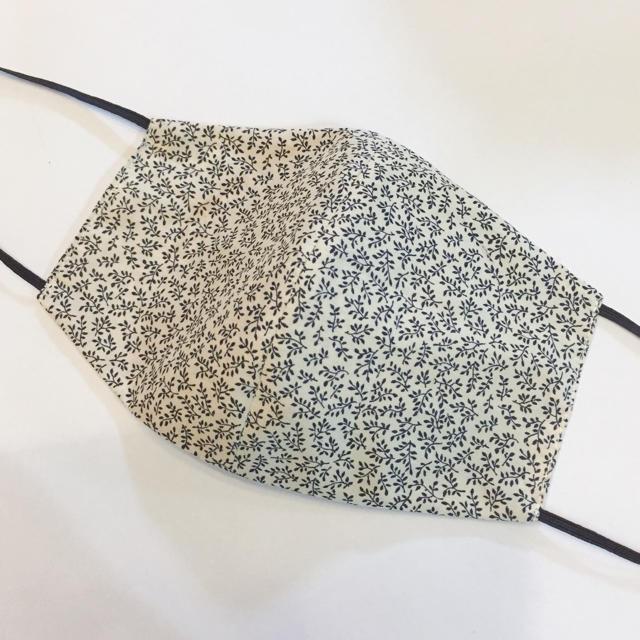 マスク ルイン / リバティ♡ダブルガーゼ 布マスク リバーシブルの通販