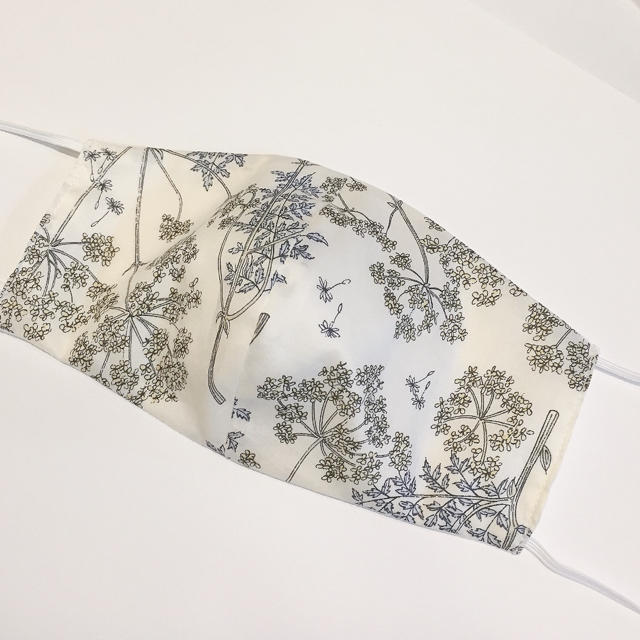酒粕 マスク 、 リバティ♡ダブルガーゼ 布マスク リバーシブルの通販