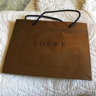 ロエベ(LOEWE)の紙袋 ロエベ(ショップ袋)
