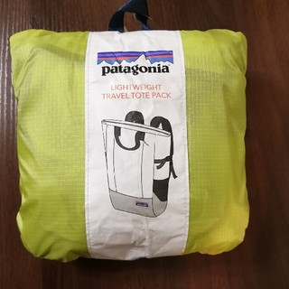 patagonia - 【新品】patagonia LW Travel Tote Pack