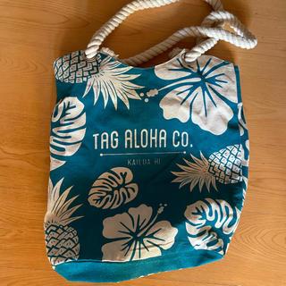 ハワイ whole foods エコバッグ 未使用(トートバッグ)
