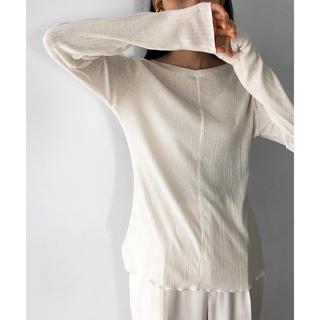 TODAYFUL - 新品未使用TODAYFUL Randomrib Long T-Shirts
