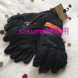 バートン(BURTON)のBurton  GORE-TEX 手袋 メンズLサイズ(手袋)