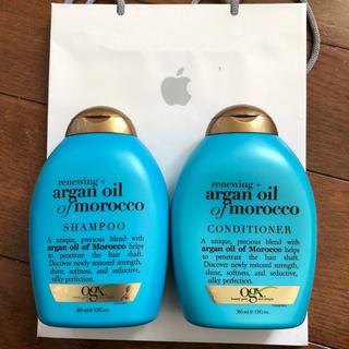 モロッカンオイル(Moroccan oil)のOGX アルガンオイル シャンプー・コンディショナー(シャンプー/コンディショナーセット)