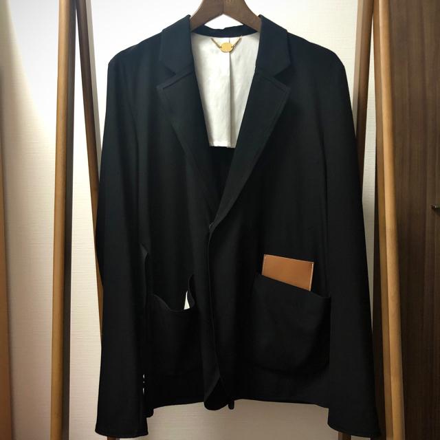 """SUNSEA(サンシー)の""""SUNSEA"""" SNM-BLUE-JACKET (19ss)  メンズのジャケット/アウター(テーラードジャケット)の商品写真"""