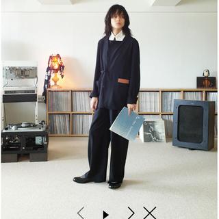 """SUNSEA - """"SUNSEA"""" SNM-jacket (19ss)"""