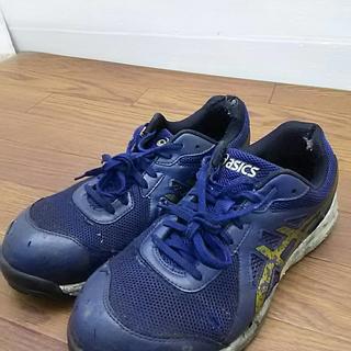 け42278 アシックス   安全靴     FCP106 サイズ25.5cm(その他)