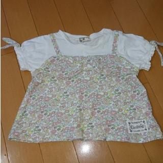 半袖 女の子 Tシャツ 90㎝(Tシャツ/カットソー)