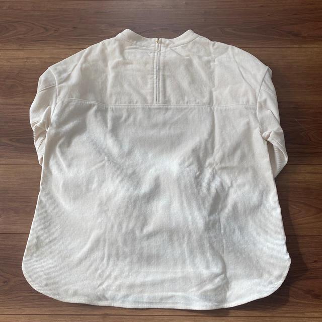 IENA SLOBE(イエナスローブ)のスローブイエナ コーデュロイトップス レディースのトップス(シャツ/ブラウス(長袖/七分))の商品写真