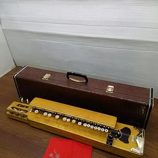 き41971  琴伝流 大正琴   ハードケース付き(大正琴)