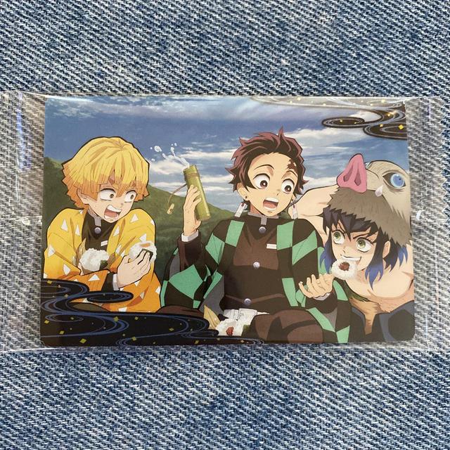 BANDAI(バンダイ)の鬼滅の刃 ウエハース エンタメ/ホビーのアニメグッズ(カード)の商品写真