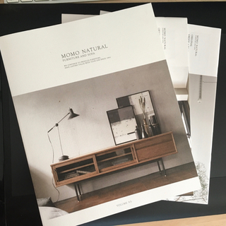 MOMO NATURAL Interior Styling Book VOL.9