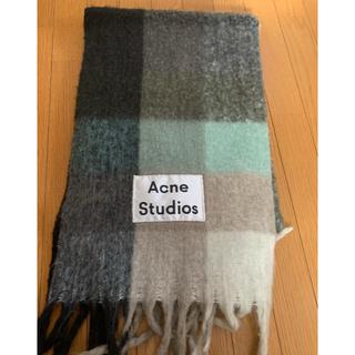 ACNE - acne studio マフラー