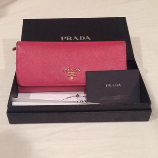 プラダ(PRADA)のプラダお財布 (財布)