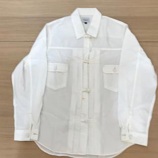 エフィレボル(.efiLevol)の【定価26889円】.efiLevol  RS Shirt チャイナシャツ(シャツ)