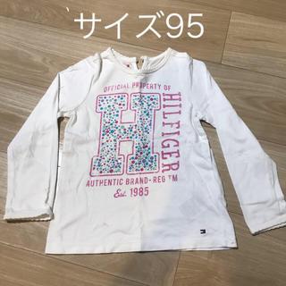 トミーヒルフィガー(TOMMY HILFIGER)のトミー 女児 Tシャツ(Tシャツ/カットソー)