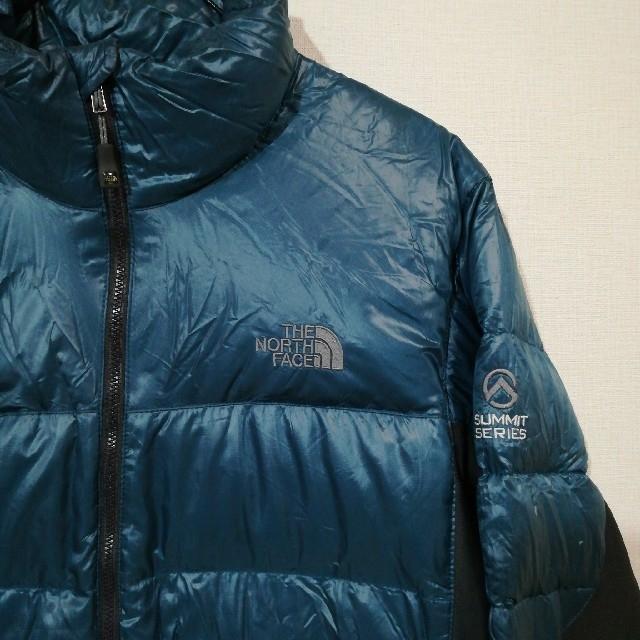 THE NORTH FACE(ザノースフェイス)のc01 ノースフェイス 正規品 ローツェ メンズL メンズのジャケット/アウター(ダウンジャケット)の商品写真