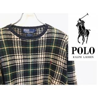 POLO RALPH LAUREN - [古着] ポロバイラルフローレン POLO RALPH LAUREN セーター