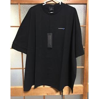 PEACEMINUSONE - PMOコラボティシャツ  黒
