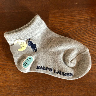 Ralph Lauren - ラルフローレン  新品靴下 11〜13