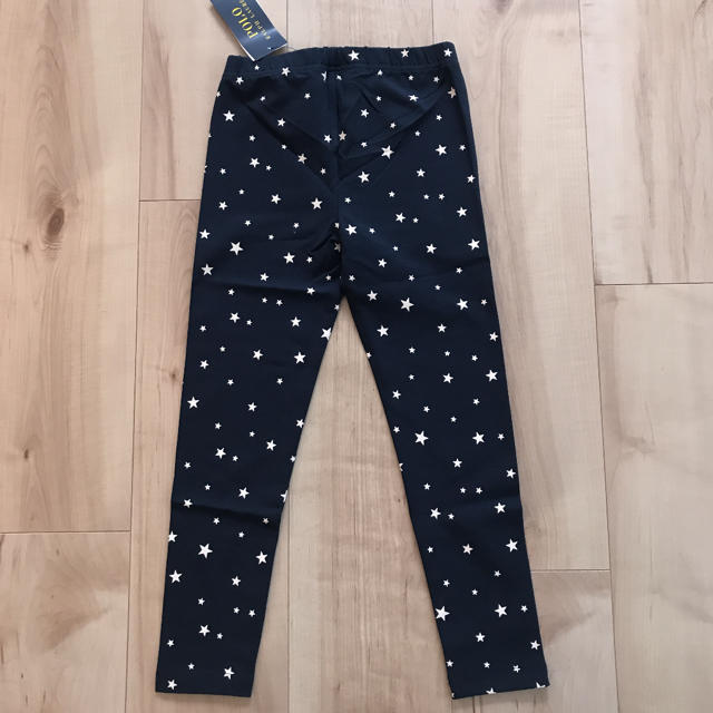 Ralph Lauren(ラルフローレン)の新品♡ ラルフローレン 星柄レギンス 120 キッズ/ベビー/マタニティのキッズ服女の子用(90cm~)(パンツ/スパッツ)の商品写真