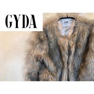 GYDA - [古着] GYDA ファーコート レディース