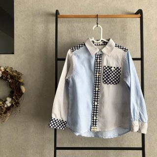 BREEZE - 120 男の子 シャツ