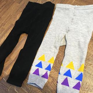ニシマツヤ(西松屋)のお値下げ❣️暖かタイツ85(靴下/タイツ)