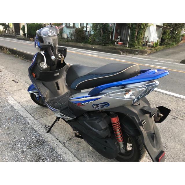 キムコレーシング150FI 自動車/バイクのバイク(車体)の商品写真