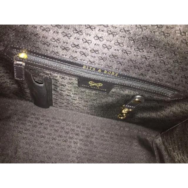 ANYA HINDMARCH(アニヤハインドマーチ)のアニヤハインドマーチ ボストンバック ポーチ付き レディースのバッグ(ボストンバッグ)の商品写真