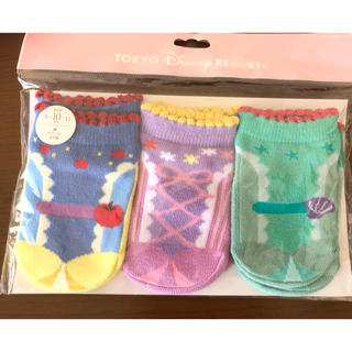 Disney - ベビー靴下