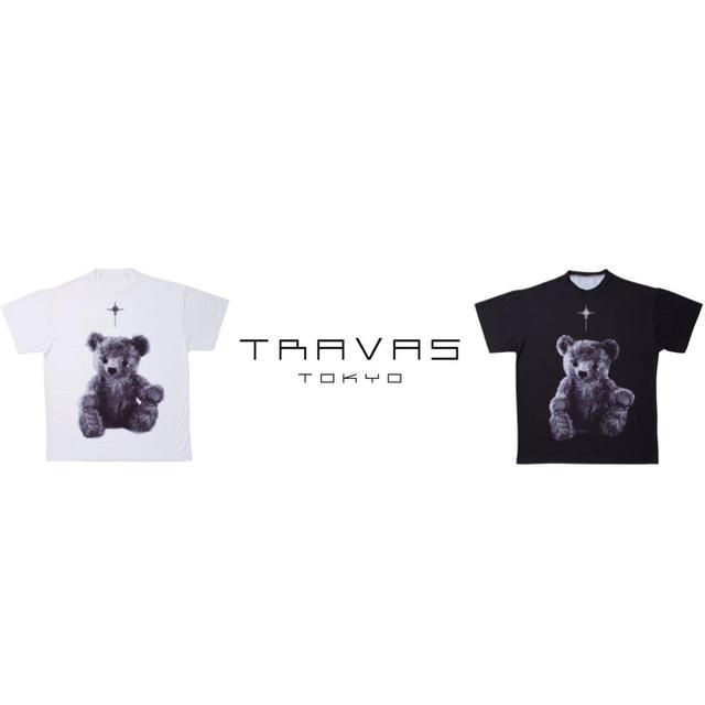 FUGA(フーガ)のTRAVAS TOKYO  Still Teddy T-Shirt メンズのトップス(Tシャツ/カットソー(半袖/袖なし))の商品写真