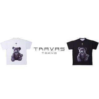 フーガ(FUGA)のTRAVAS TOKYO  Still Teddy T-Shirt(Tシャツ/カットソー(半袖/袖なし))