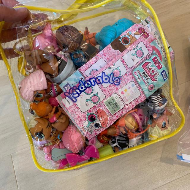 Takara Tomy(タカラトミー)のLOLサプライズ 沢山 エンタメ/ホビーのおもちゃ/ぬいぐるみ(キャラクターグッズ)の商品写真