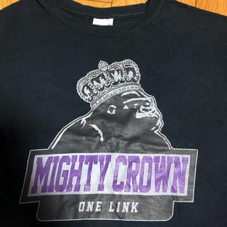 XLARGE - XLARGE X MIGHTY CROWNコラボTシャツ