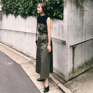 moussy - moussy トレンチワンピース