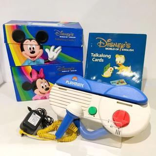 Disney - 2006年購入!ディズニー英語システム 両面デジタルトークアロング