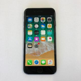 Apple - 赤ロム docomo iPhone7 32GB ブラック