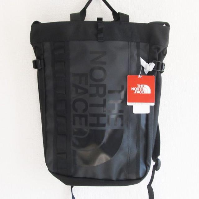 THE NORTH FACE(ザノースフェイス)の新品ノースフェイスBC ヒューズボックストート3WAYリュック バッグ黒 メンズのバッグ(バッグパック/リュック)の商品写真