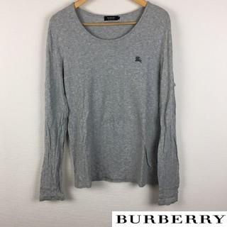 バーバリーブラックレーベル(BURBERRY BLACK LABEL)のBURBERRY BLACK LABEL 長袖カットソー ブロックチェック(Tシャツ/カットソー(七分/長袖))