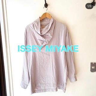 イッセイミヤケ(ISSEY MIYAKE)の70's〜80's ISSEY MIYAKE プルオーバーシャツ(シャツ)