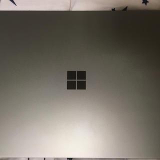 Microsoft - Surface laptop 256gb 追加保証付きoffice2019