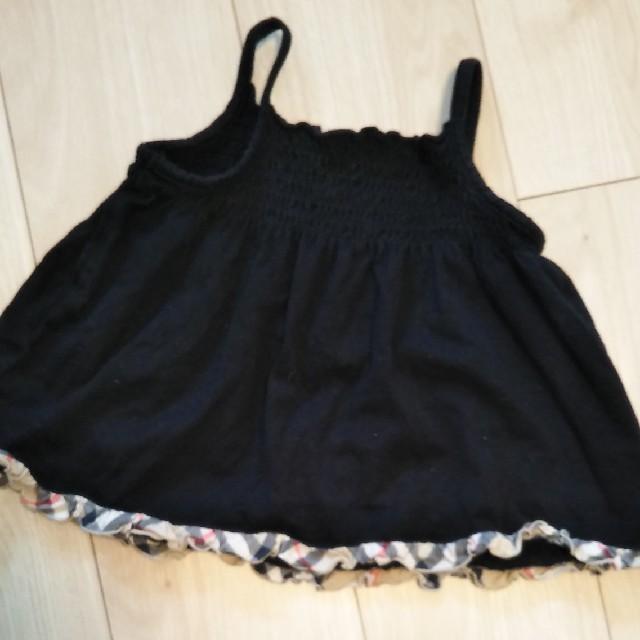 BURBERRY(バーバリー)のバーバリー 80  キッズ/ベビー/マタニティのベビー服(~85cm)(ワンピース)の商品写真