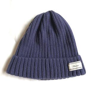 デュラス(DURAS)のDURAS ドュラス ニット帽 サマーニット キャップ(ニット帽/ビーニー)