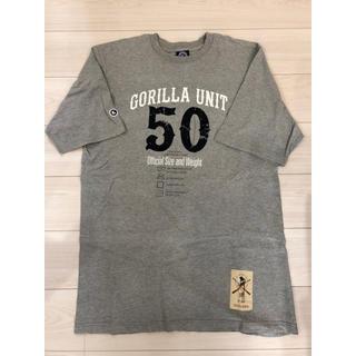 G UNIT Tシャツ グレー(Tシャツ/カットソー(半袖/袖なし))