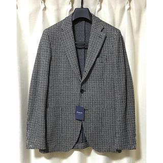 ドルモア(Drumohr)の【新品】ドルモア イタリア製 テーラード ジャケット 44 定価108,900円(テーラードジャケット)